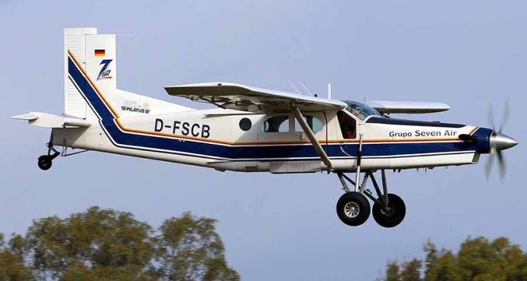 Pilatus SevenAir D-FSCB RafaelVieira 900px