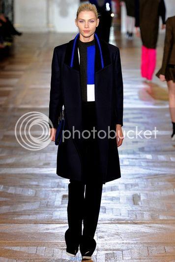 Stella McCartney fall winter 2012/13 runway show