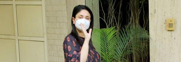 Kareena Kapoor Khan's stunning kaftan looks