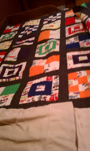 Big boy bed quilt. by aviva_hadas (Amy)