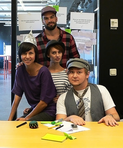 The Insexnyckel team