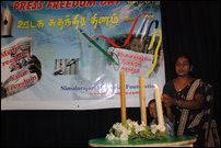 NMF event in Jaffna