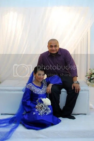 misha kahwin