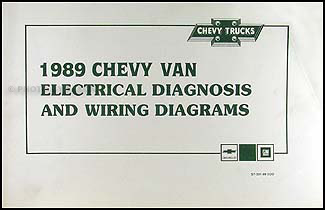 Chevy G20 Van Fuse Box Wiring Diagram Preview