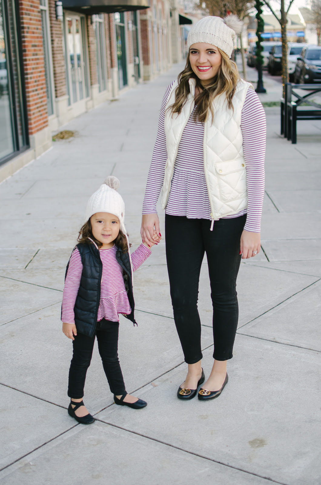 Mommy And Me Outfits For Winter By Lauren M