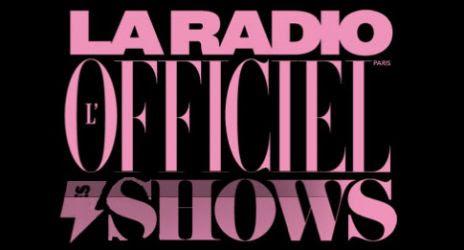 L'Officiel Radio for Paris Fashion Week