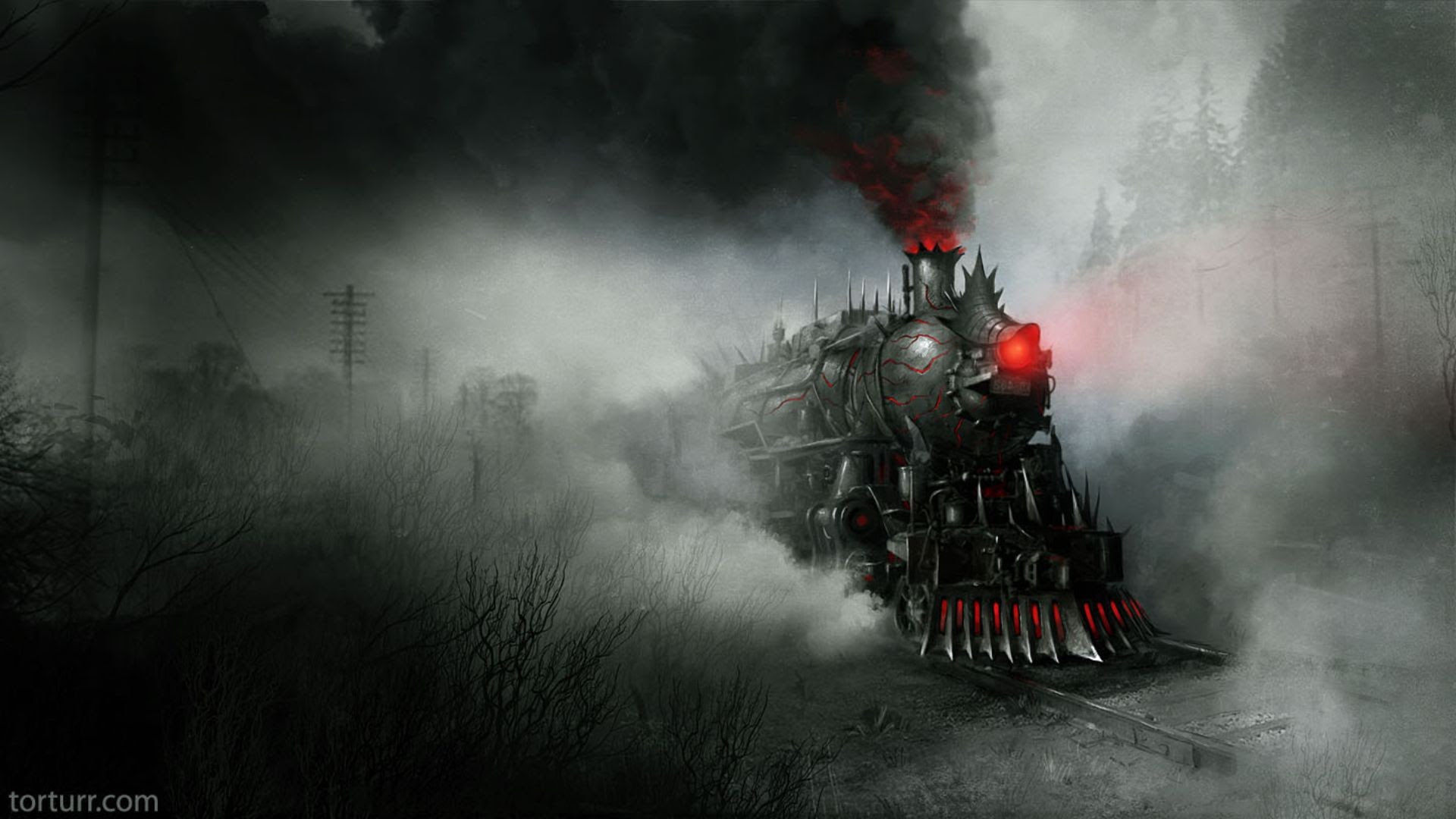 Demon train.