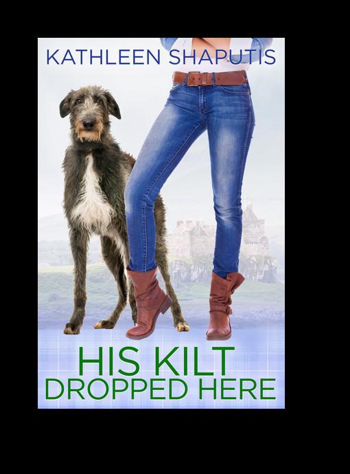 His Kilt Dropped Here