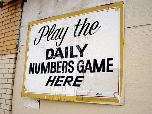 play-the-numbers-game