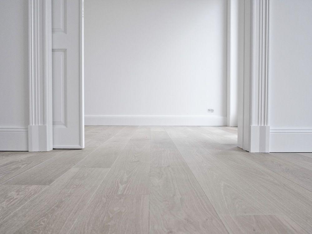 Holzboden Weiß | Holzdielen Weiß Lasiert Wohnzimmer ...
