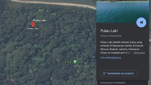 [POPULER JABODETABEK] Hoaks Tanda SOS di Pulau Laki | Grand Indonesia Dihukum Bayar Ganti Rugi Rp 1 Miliar