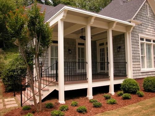 Altadena Porch traditional porch