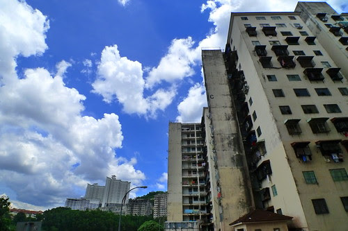 Cheras Ria apartment buildings