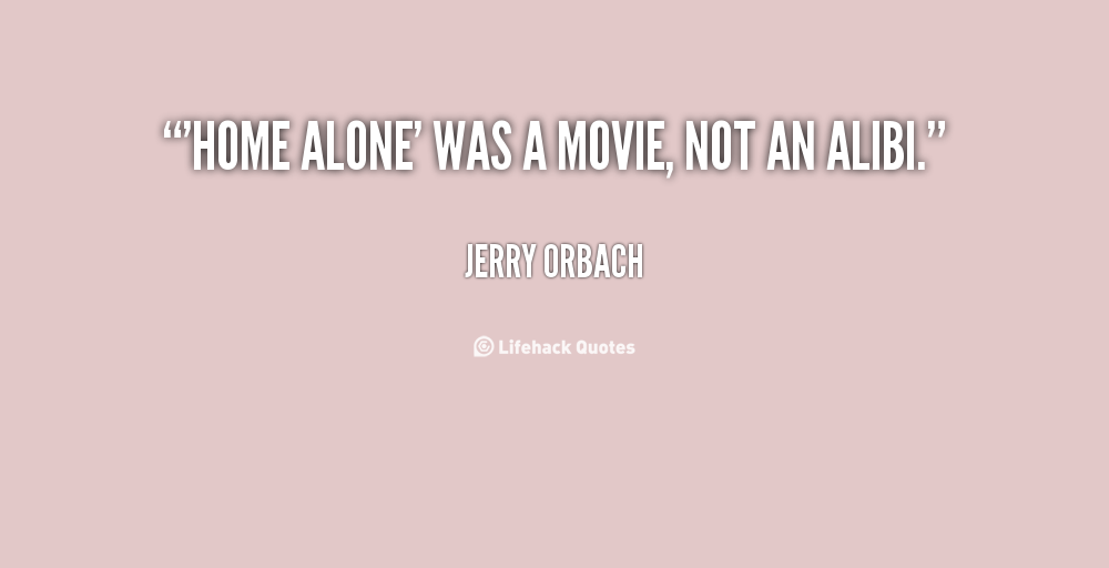 From Home Alone Movie Quotes. QuotesGram
