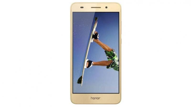 The Holly 3+ sports a 5.5-inch HD display with 720 x 1280 pixel resolution and will be powered by a 1.2GHz Kirin 620 octa-core processor.