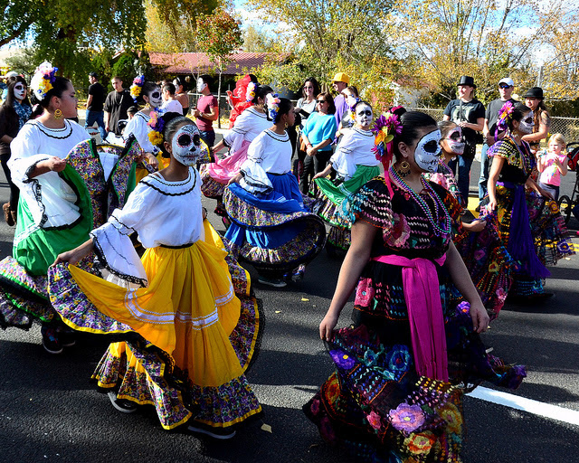 Image result for dios los muertos IN THE UNITED STATES