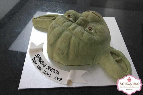 Yoda Cake-6
