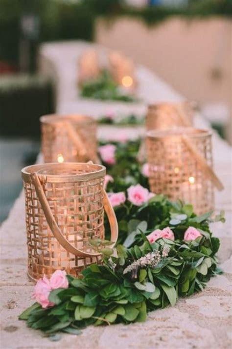 50 Amazing Vintage Bronze & Copper Wedding Color Ideas