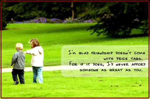 Pictures Of Heart Touching Quotes About Friendship For Facebook