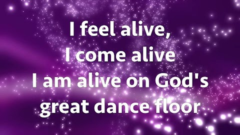 Gods Great Dance Floor Lyrics Passion