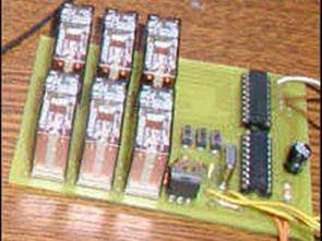 GSM báo động và kiểm soát