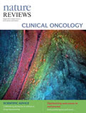 Nature Reviews Clinical Oncology cover