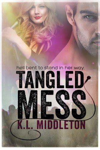 Tangled Mess by K.L. Middleton