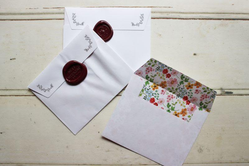 好みのレターセットは自分で作れる季節を届ける素敵な手紙のひと工夫