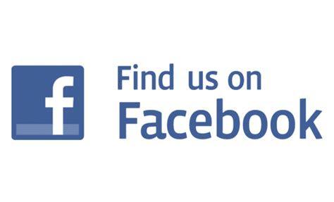 find   facebook logo