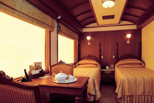 Junior Suite, Maharaja Express