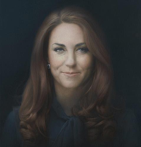 Catalina de Cambridge estrena retrato