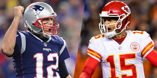 Chiefs to host Patriots in AFC Championship 68206bfa2