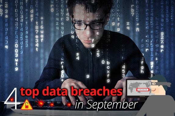 September data breaches © iStock