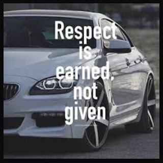 Respect Is Earned Not Given Bmw Quotes M6 4500cc Su Flickr