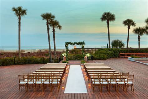 Wedding Venue & Hotel in Hilton Head Island   The Westin