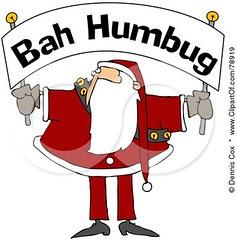 Bah-Humbug-Banner