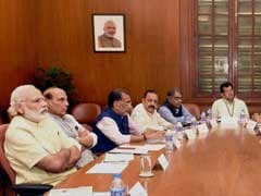 Telangana Chief Minister Meets PM Narendra Modi, Seeks More Funds For Drought Relief