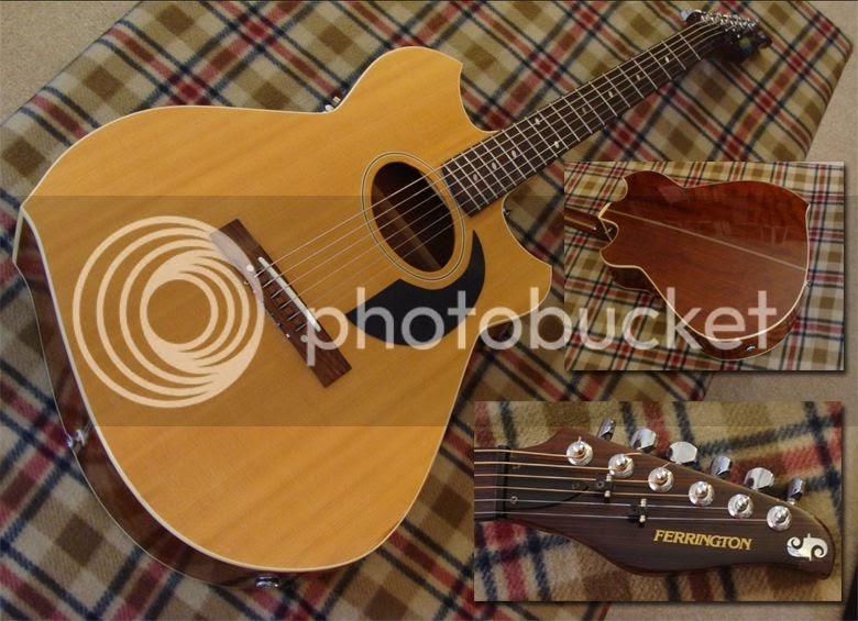 guitar blog kramer ferrnington rt 3 richard thompson signature acoustic from the late 1980s. Black Bedroom Furniture Sets. Home Design Ideas