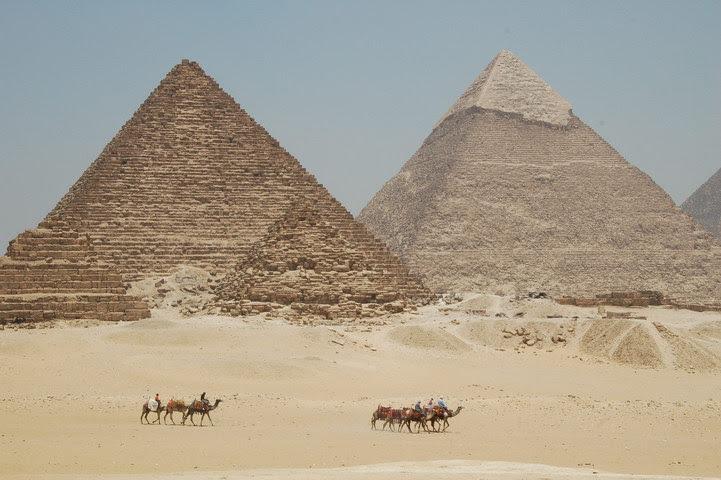 pyramides de Giza