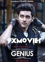 Genius 2018 Hindi 720p HDRip 1GB