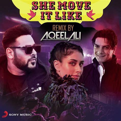 move   remix  aqeel ali songs