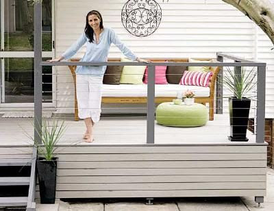 How to Build a Deck - Outdoor Projects | Fresh Home