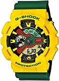 [カシオ]CASIO 腕時計 G-SHOCK Rastafarian  GA-110RF-9A メンズ [逆輸入モデル]