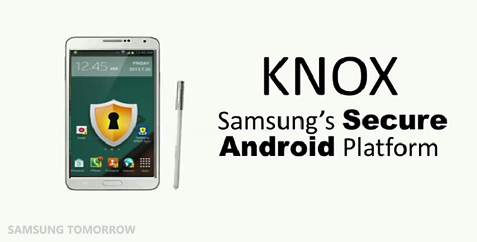 Disable KNOX Security Service on Samsung Galaxy Devices