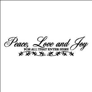 20 Peace Love Joy Quotes Sayings Images Photos Quotesbae