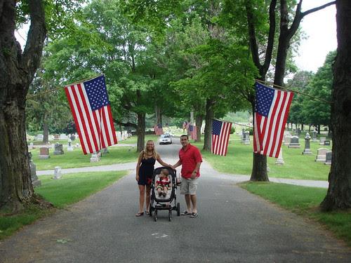 Memorial Day Stroll 2011 by midgefrazel