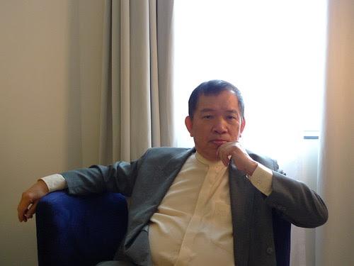 Dad@Pavillion hotel shenzhen 17/12/09