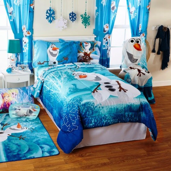 17 Desain kamar Anak Bertemakan Frozen yang Lucu | RUMAH ...