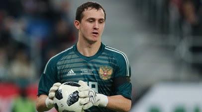 Сборная России по футболу поздравила Лунёва с переходом в «Байер»