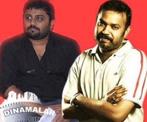 Studio green signs venkat prabhu